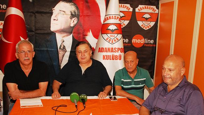 ''Adanaspor'a sahip çıkın''