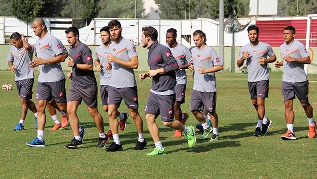 Adanaspor'da Galatasaray maçının hazırlıkları başladı