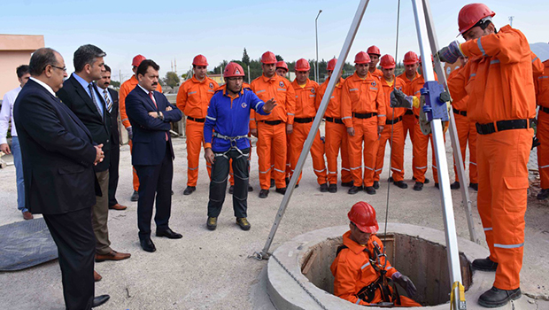 Cezaevi arama kurtarma ekibi 'Adana CEKUT' hayat kurtaracak