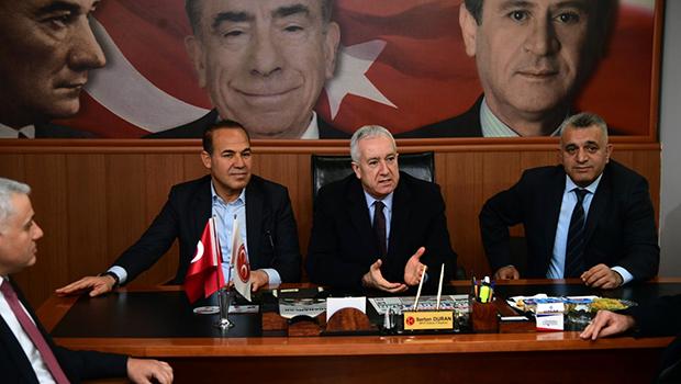 MHP'li Durmaz'dan çarpıcı mesajlar!