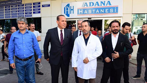 Yakup Yavru'ya Doktorlar 30 Dakika Müdahale Etmiş