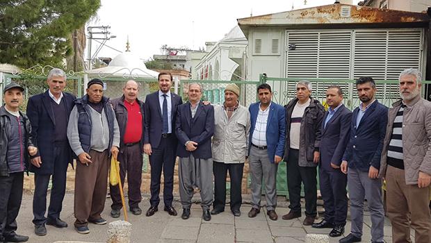 AK Parti Yüreğir İlçe Başkanı Turan Hızlı Başladı