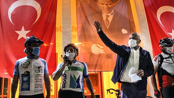 Dünya Bisiklet Günü'nde bisiklet yolu müjdesi