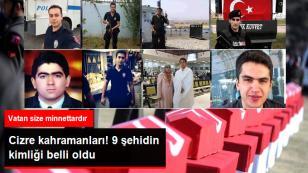 Türkiye şehitlerine ağlıyor!