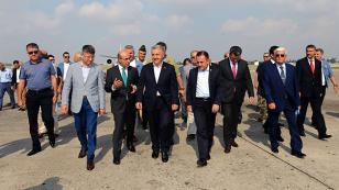 """Vali Demirtaş'tan Bakanlara """"Şehir Hastanesi"""" Dosyası"""