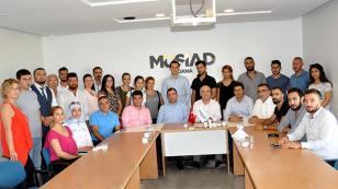 ''MÜSİAD'dan Girişimci Adaylarına Eğitim''