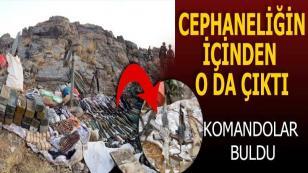 ABD ve İngiltere'nin en çok kullandığı PKK'dan ele geçirildi