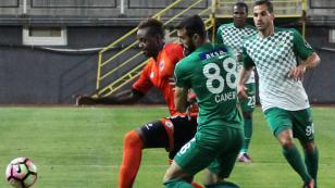 Bu Adanaspor'dan bir şey olmaz: 1-0