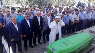 Başkan Alemdar Öztürk'ün acı günü!