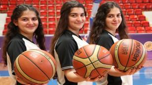 Üçüz Kardeşler Basketbol Hakemi Oldu!