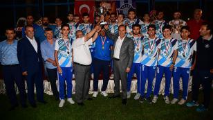 Spor camiası Demirspor'un iftarında buluştu...