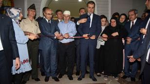 Erdoğan, Cami Açılışını Cep Telefonuyla bağlanarak Yaptı