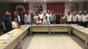 CHP Adana'da tek vücut!