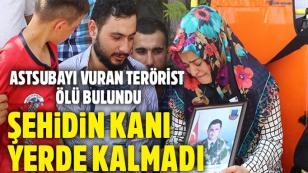 Şehit Mehmet Yılmaz'ın vuran terörist öldürüldü