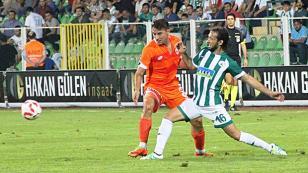 Adanaspor Şaşırttı: 3-0