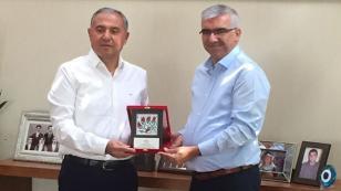 AOSB Başkanı Sütcü kurban vekaletini Kızılay'a verdi