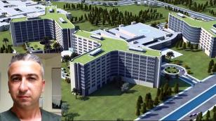 Doç. Dr. K Koray Daş, Şehir Hastanesi Başhekimi Oldu