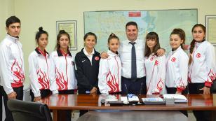 """Ataşbak: """"Balkan şampiyonasından madalya alınmasının gururunu yaşıyoruz"""""""