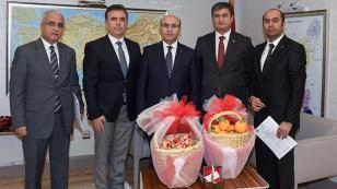 Vali Demirtaş'ın kabul günü!