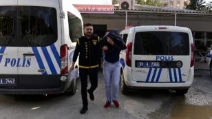 Minibüslerden Para Çalan Şüpheli Yakalandı