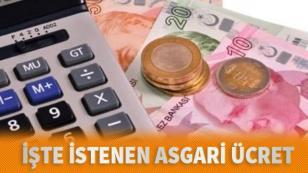 Türk-İş'in Asgari Ücret Beklentisini açıkladı