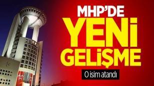 MHP İl Başkanı Bünyamin Avcı oldu!