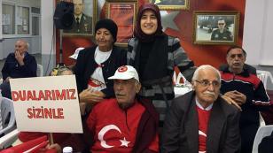 Huzurevi'nde, Şehit Mehmetçikler için Mevlid  okundu