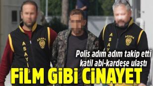 Adana'daki 'Sır Cinayet' Aydınlandı...
