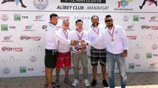 Takımlar Şampiyonası'nda Adana'ya 2 kupa