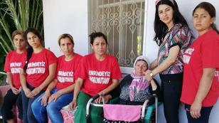 Ceyhan Belediyesi'nin sağlık melekleri iş başında
