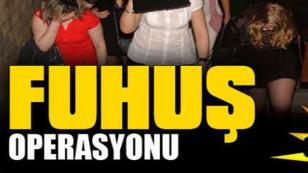 Adana'da Fuhuş'a Suçüstü!