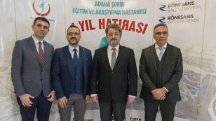 Ünlü Kardiyologlar Adana'da  Buluştu