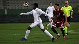 Adanaspor İkinci Yarıya Rahat Başladı: 1-0