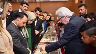 Çanakkale Savaş Malzemeleri Müzesi Sarıçam'da Açıldı...