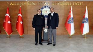 Albay Gazi Demir'den Aktaş'a ziyaret