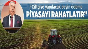 'Çiftçi sayısı son 10 yılda yüzde 38 azaldı'