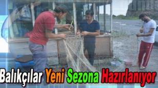 Yeni sezonda balıkçılar umutlu!
