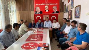 """""""Türkiye Cumhuriyeti'ne âşık Türk Milleti'ne sevdalıyız!"""""""
