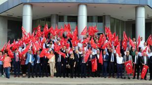 İş insanlarından Barış Pınarı Harekatına tam destek!