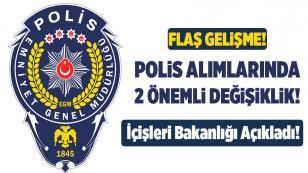 Polisler için önemli gelişme! Yeni haklar verildi...