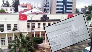 Adana'da eski başkana ait talan ortaya çıktı