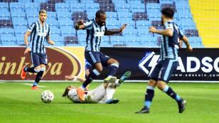 Adana  Demirspor'un yüzü güldü: 2-0