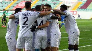 Demirspor şampiyonluğa kenetlendi: 3-2
