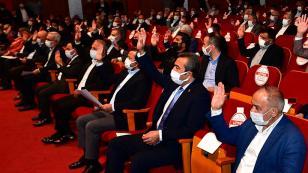 Akgedik, Meclis 1. Başkanvekili seçildi