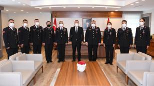Vali Elban: 'Jandarma, ülkemizin gözbebeği teşkilatlarından biridir'