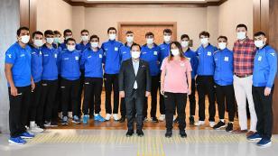 Uludağ, 'Sporun ve sporcunun yanındayız'
