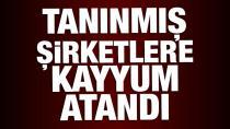 Adana'da 54 şirkete kayyum atandı...