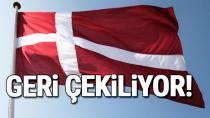 Danimarka'dan flaş DAEŞ kararı!