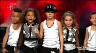 Yetenek Sizsiniz Cool Kids 2 Performansı