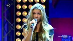 Türkiye'nin Shakira'sı Aleyna Tilki